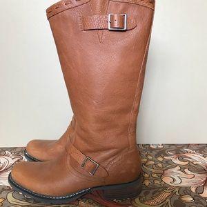 Sebago Sarenac sz 11 Buckle High Boots